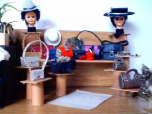 Tassen en hoeden