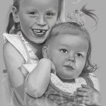 2 meisjes
