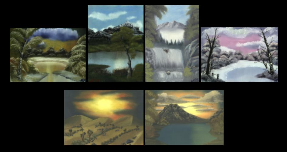 olieverfschilderijen